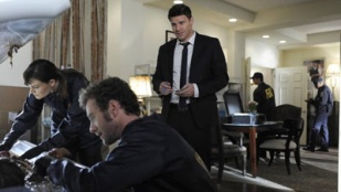 Bones 06x14 : The Bikini in the Soup- Seriesaddict